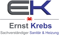 Ernst Krebs Mobile Logo